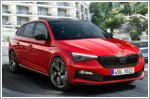 Skoda launches the Monte Carlo trim for the Scala