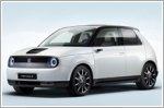 Honda e electric vehicle set for Frankfurt debut