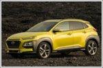 J.D. Power tech-experience study ranks the Hyundai Kona top in class