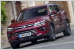 Ssangyong Korando achieves five stars at Euro NCAP