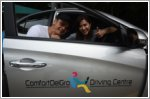 Ride and Drive safe at ComfortDelGro's driving centre