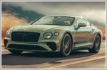 New features for model year Bentley Continental GT and Continental GT V8
