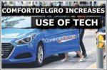 ComfortDelGro taxis increase use of tech in the face of competition
