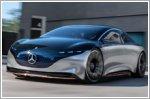 Mercedes-Benz unveils its Vision EQS concept