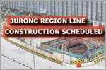 Construction on Jurong Region Line to start next year
