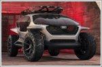 The off-roader of the future - the Audi AI:TRAIL quattro
