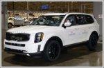 Kia U.S.A plant produces three millionth vehicle