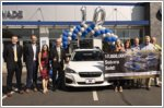 Subaru sells its 10 millionth vehicle in the U.S.A