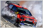One-two finish for Citroen at Rally Turkey