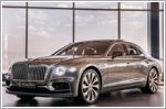 Stunning Russian premiere for the Flying Spur in Moscow