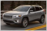 Jeep Cherokee earns IIHS top safety pick rating
