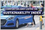 ComfortDelGro listed on Dow Jones sustainability index