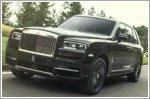 Rolls-Royce Cullinan to make Podium Lounge debut