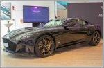 Aston Martin designs on show at the Design Masterclass