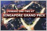 Sebastian Vettel wins the Singapore Grand Prix for 5th title at Marina Bay