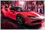 SF90 Stradale makes its Asia debut as Ital Auto and Ferrari celebrate milestone