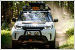 Off-road competition for Land Rover retailers