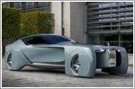 Rolls-Royce 103EX experimental model returns to Goodwood