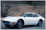Toyota to hold 30th classic car festival in Japan