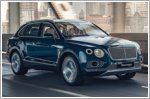 Bentley's first step towards electrification: The Bentayga Hybrid