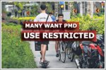 Bedok residents want PMD use restricted or banned