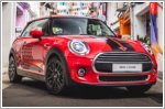 The MINI One Carnaby Edition now available in Singapore