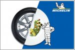 Get a free Michelin guide with any purchase of four Michelin tyres!