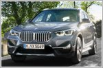 The refreshed BMW X1 is now available in Singapore