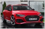A new look and technological upgrade for the Audi RS4 Avant