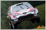Day four victory for Toyota Gazoo Racing at Rally GB