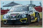 Tanner Foust wins Americas Rallycross title
