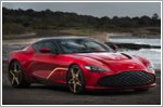 Aston Martin DBS GT Zagato unveiled at Audrain's Newport Concours