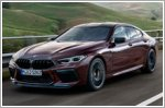 The BMW M8 Gran Coupe and M8 Competition Gran Coupe unveiled