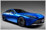 The 2021 Toyota Mirai Sedan Concept merges style with green motoring