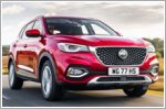 MG Motor launches the new MG HS flagship