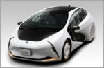 Toyota's new LQ concept car wants to bond emotionally with its driver