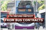LTA incurs $1 billion deficit in bus contracts