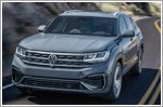 Volkswagen's Atlas Cross Sport combines coupe-like design with SUV practicality
