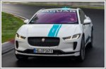 Jaguar launches the first all electric taxi experience around the Nurburgring