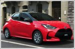 Toyota unveils the all new Yaris