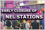 5 North East Line stations to close early on some days in November