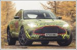 Aston Martin DBX accessories deliver a life of luxury