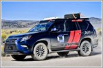 Lexus GX 460 wins 2019 Rebelle Rally