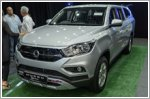 The all new Ssangyong Musso Grand and Musso Sports launched in Singapore