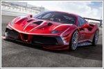 Ferrari launches the 488 Challenge Evo