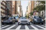 Bentley celebrates centenary in New York City