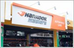 Hankook's first Masters outlet opens in Singapore