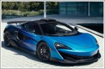 One-off 'Comet Fade' 600LT delivered by McLaren Special Operations