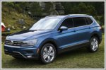 The Volkswagen Tiguan earns IIHS Top Safety Pick+ award