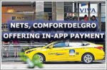 Nets, ComfortDelGro tie up to offer in-app payments for rides